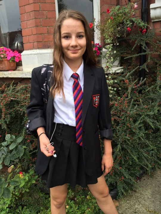 """Undated family handout photo of Molly Russell, 14, who took her own life in November 2017. Her father, Ian Russell, is raising awareness of """"harmful and disturbing content that is freely available to young people online"""" after her family found she had been viewing material on Instagram linked to anxiety, depression, self-harm and suicide. PRESS ASSOCIATION Photo. Issue date: Wednesday January 23, 2019. See PA story TECHNOLOGY Molly. Photo credit should read: Family handout/PA Wire NOTE TO EDITORS: This handout photo may only be used in for editorial reporting purposes for the contemporaneous illustration of events, things or the people in the image or facts mentioned in the caption. Reuse of the picture may require further permission from the copyright holder."""