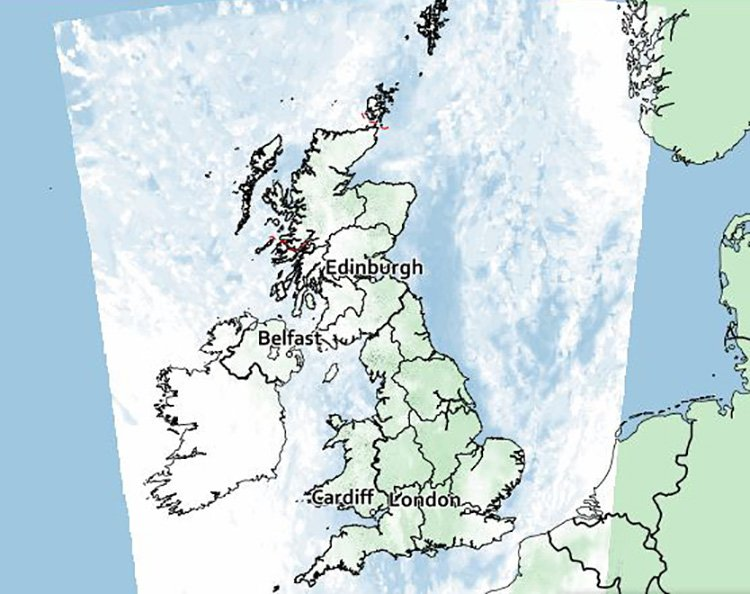 it's going to be even colder tonight Provider: Met Office Source: https://www.metoffice.gov.uk/public/weather/forecast/map#?map=Cloud&fcTime=1548223200&zoom=5&lon=-4.00&lat=55.01