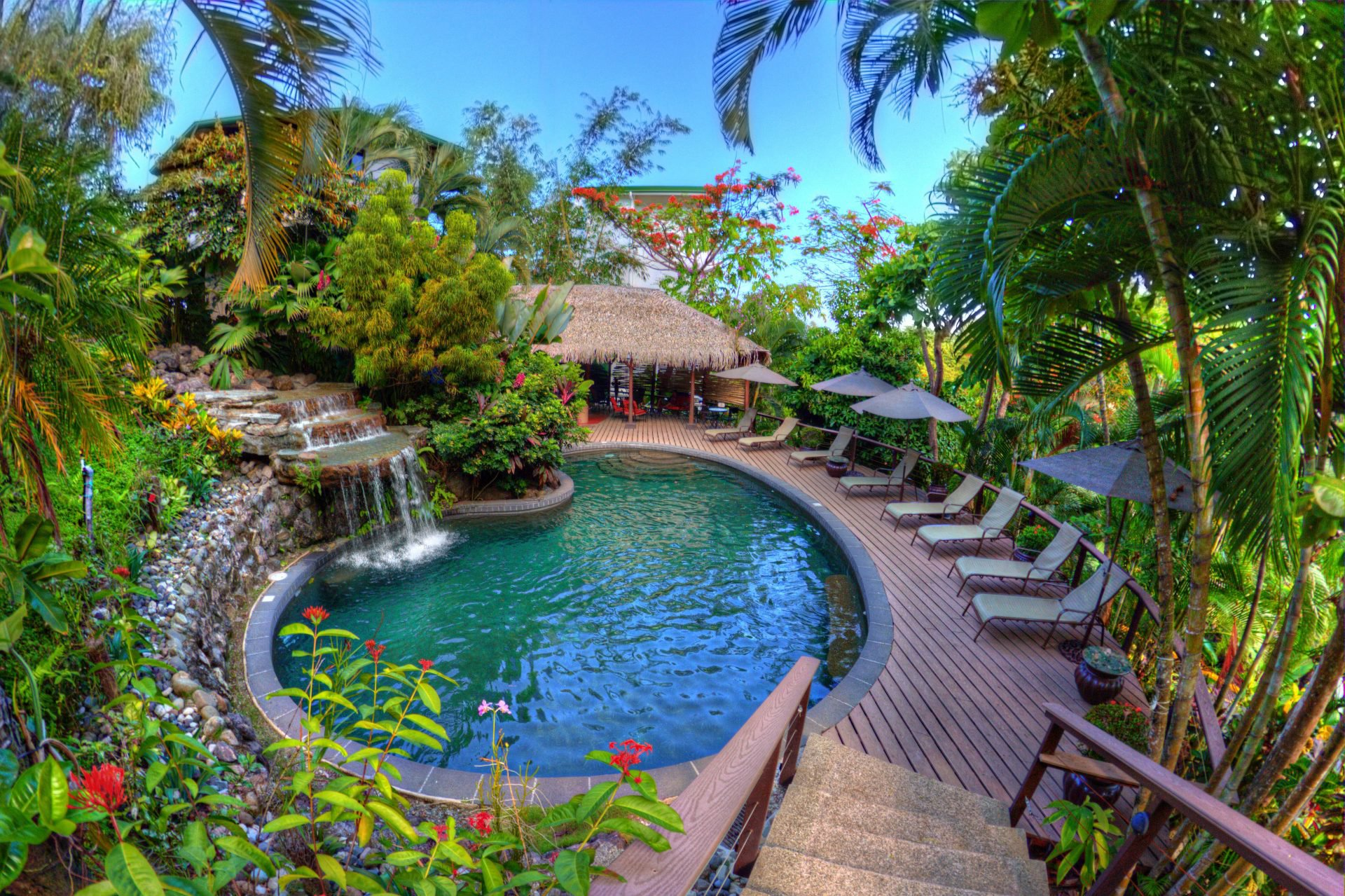 Tulemar resort in Costa Rica has been named the top Travelers' Choice Hotel in the Worldby TripAdvisor. (Picture: Tulemar)