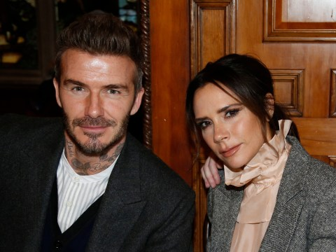 Victoria Beckham praises her 'soulmate' husband David as couple approach 20th wedding anniversary