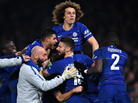 Chelsea hit back at Maurizio Sarri with dramatic win against Spurs to set-up Wembley date against Manchester City