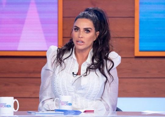 Editorial use only Mandatory Credit: Photo by Ken McKay/ITV/REX (10073106ai) Andrea McLean, Nadia Sawalha, Katie Price, Stacey Solomon and Gloria Hunniford 'Loose Women' TV show, London, UK - 25 Jan 2019 CELEB GUEST: Katie Price is back to set the record straight You'd be hard pressed to open a tabloid paper without seeing a headline about Katie Price. 2018 saw her marriage break down down, while she also had to deal with financial difficulties and her mum's terminal illness. Things got so bad that she checked into rehab for PTSD after turning to drink and drugs to self-medicate. Today, she says she's in a better place than ever and will be filling us in on what's been happening in her life.