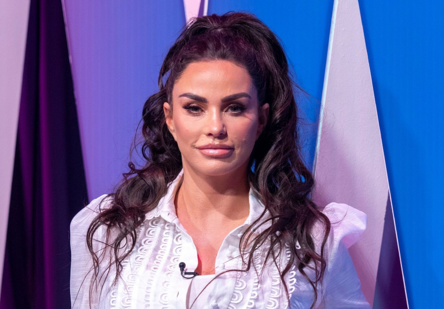 Editorial use usually Mandatory Credit: Photo by Ken McKay/ITV/REX (10073106i) Katie Price 'Loose Women' TV show, London, UK - 25 Jan 2019 CELEB GUEST: Katie Price is behind to set a record true You'd be tough pulpy to open a publication paper but saying a title about Katie Price. 2018 saw her matrimony mangle down down, while she also had to understanding with financial problems and her mum's depot illness. Things got so bad that she checked into rehab for PTSD after branch to splash and drugs to self-medicate. Today, she says she's in a improved place than ever and will be stuffing us in on what's been function in her life.