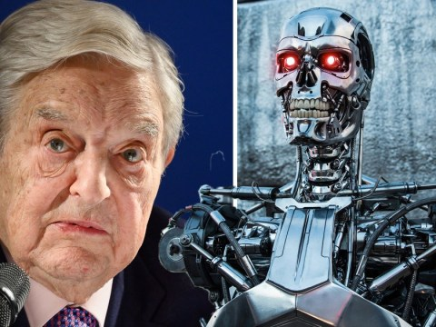 George Soros says China's development of artificial intelligence poses 'mortal danger' to the world