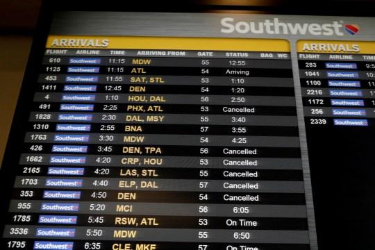 New York's LaGuardia Airport closes because of Donald Trump
