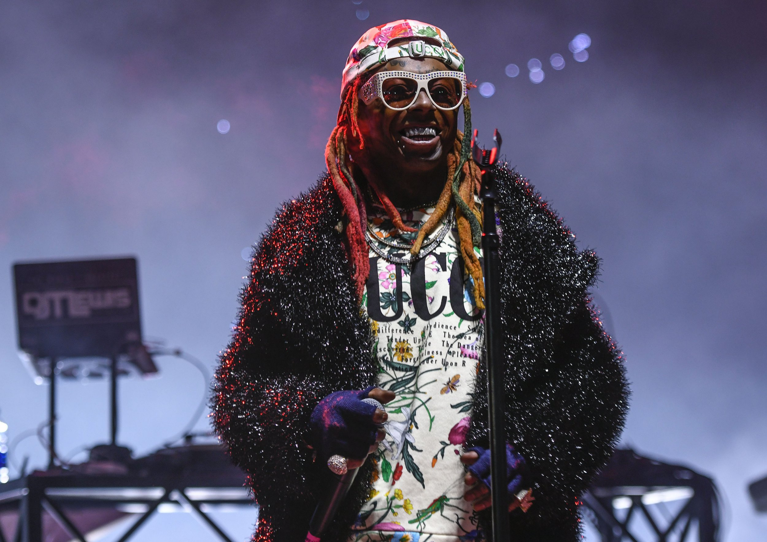 ASPEN, CO - JANUARY 25: Lil Wayne performs during X Games Aspen 2019 on January 25, 2019 in Aspen, Colorado. (Photo by Riccardo S. Savi/Getty Images)