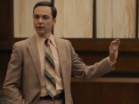Big Bang Theory's Jim Parsons transforms into murder solving judge in Ted Bundy movie