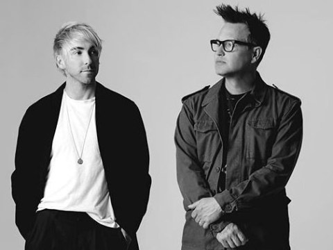 Blink 182's Mark Hoppus and All Time Low's Alex Gaskarth form new band as fans claim it's been in the making for nine years