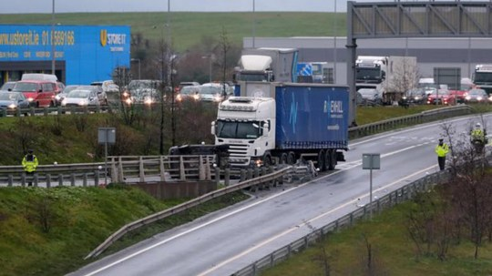 'Lowlife' took pictures of woman decapitated in crash with lorry Credit: Collins Photo