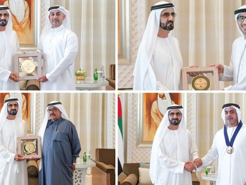Gender equality awards presented in UAE – but where are the women?