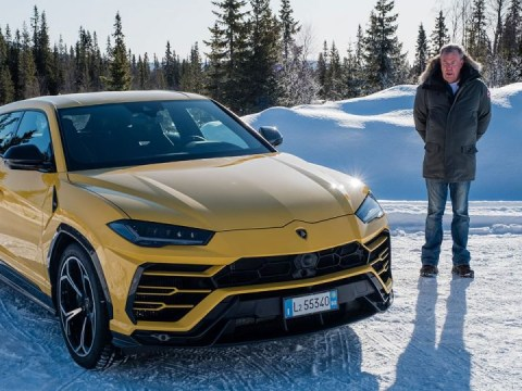 The Grand Tour season 3 episode 5 teaser: Jeremy Clarkson flies solo in Sweden as James May makes a rare appearance in the Eboladrome