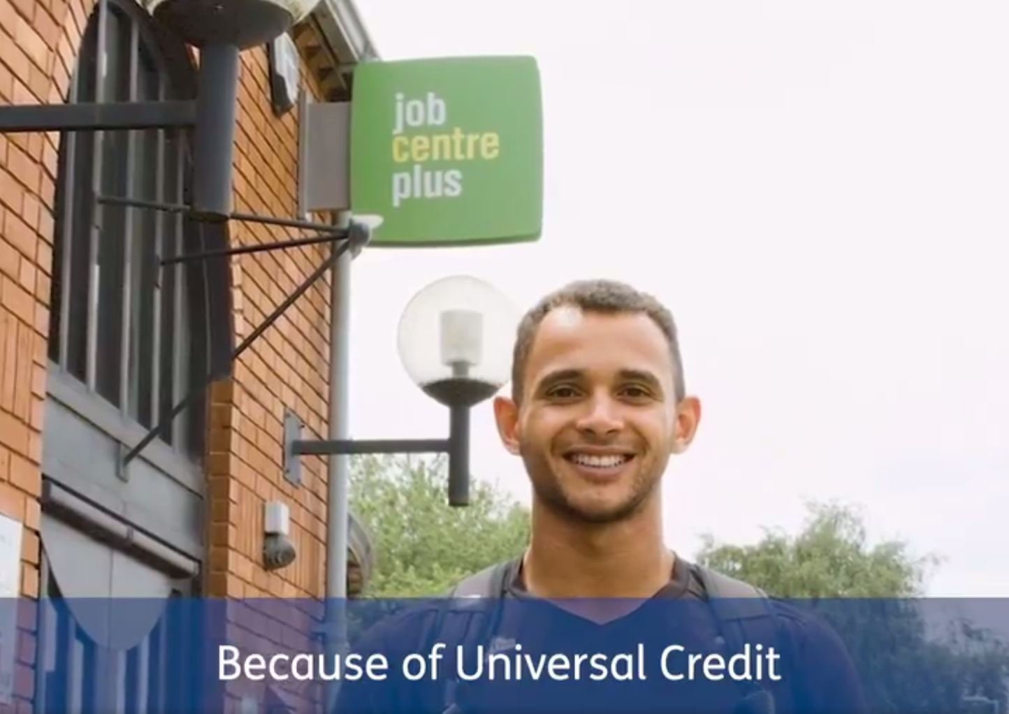 DWP 'didn't know' it used actor in Universal Credit promo video
