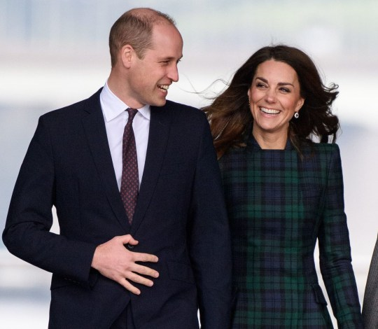 Mandatory Credit: Photo by Tim Rooke/REX (10076107as) Prince William and Catherine Duchess of Cambridge officially open V&A Dundee Prince William and Catherine Duchess of Cambridge visit to Dundee, Scotland, UK - 29 Jan 2019