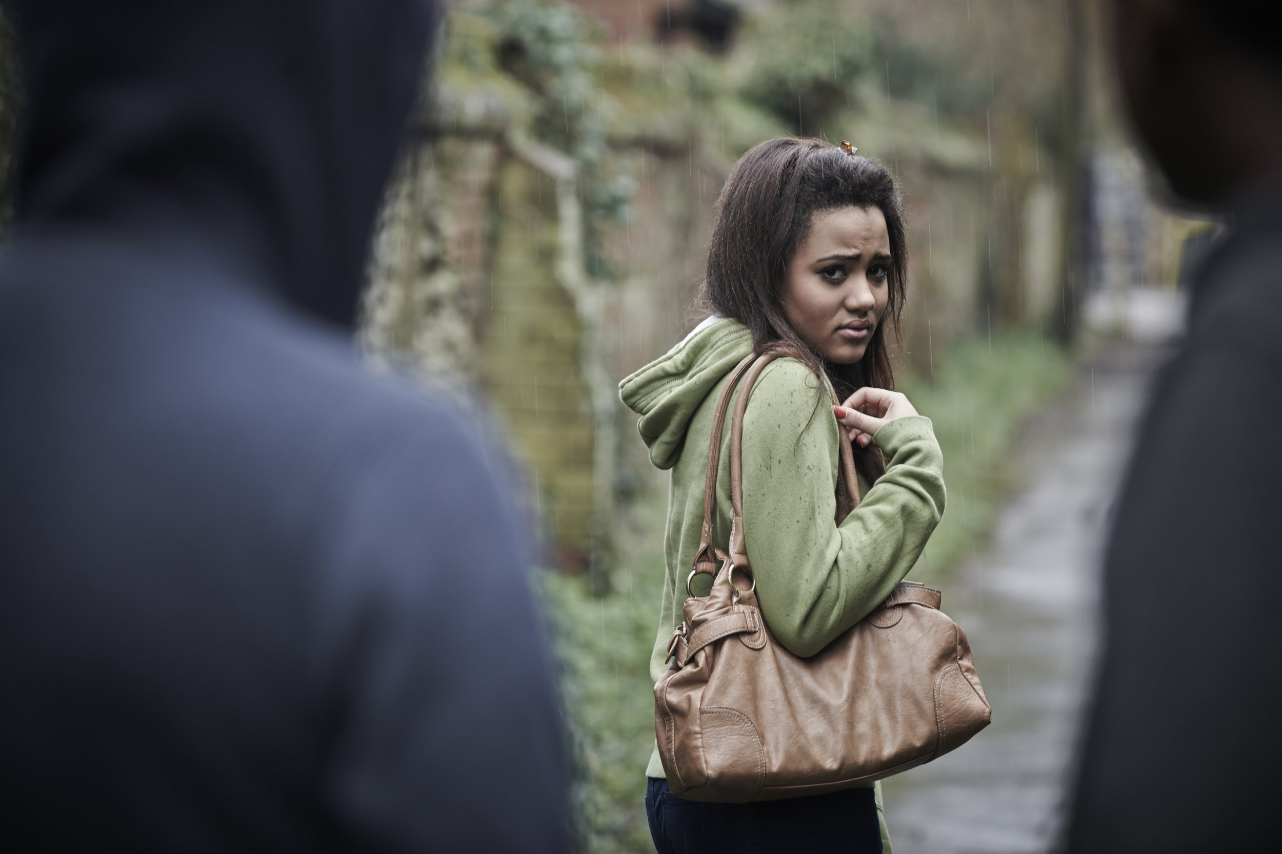 1 in 5 girls worry about sexual harassment every single day