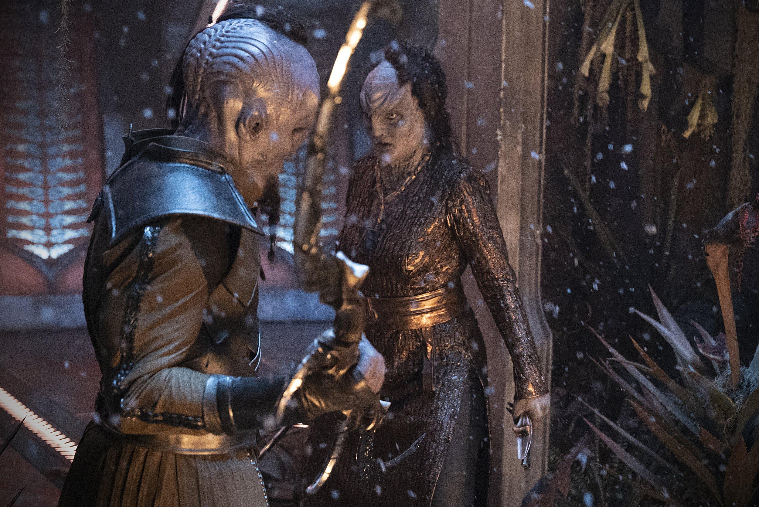 Star Trek: Discovery season 2 episode 3 review: Klingons return at maximum warp