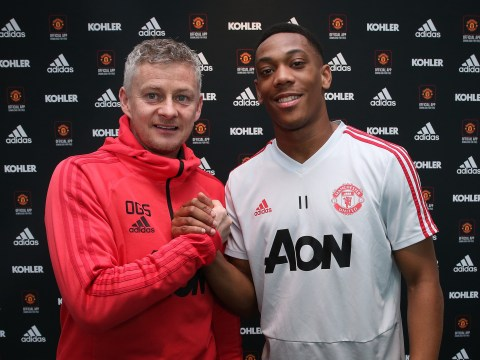 How Ole Gunnar Solskjaer used Cristiano Ronaldo to keep Anthony Martial at Manchester United