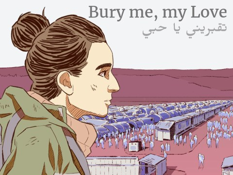 Bury Me, My Love Switch review – text misadventure