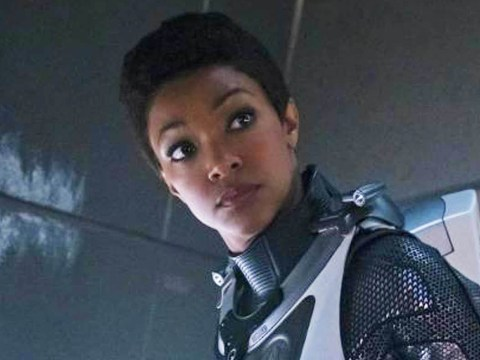 Has Sonequa Martin-Green just leaked the name of Patrick Stewart's Star Trek spin-off?