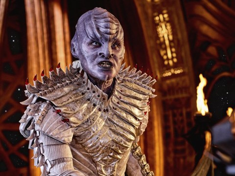 Star Trek: Discovery redesigned the Klingons for season 2 following fan backlash
