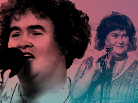 From BGT to AGT: Why we're still in love with Susan Boyle, Simon Cowell's 'little tiger'