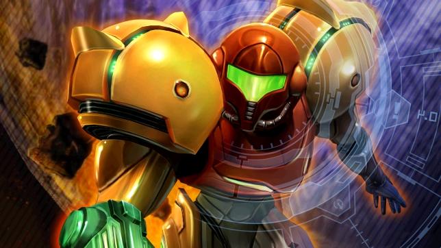Metroid Prime artwork