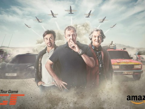 The Grand Tour Game review – interactive TV
