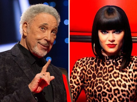 Sir Tom Jones actually had to warn Jessie J to stop 'scaring' contestants on The Voice UK