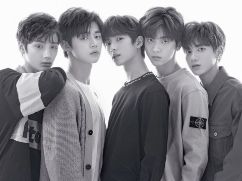 TXT become fastest K-pop group to chart on Billboard 200 a week after their debut