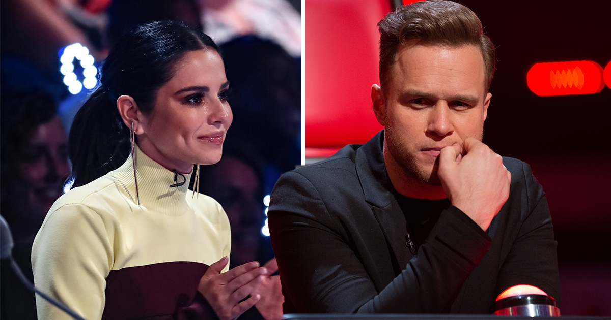The Voice coach Olly Murs flat out refuses to watch former pal Cheryl on The Greatest Dancer
