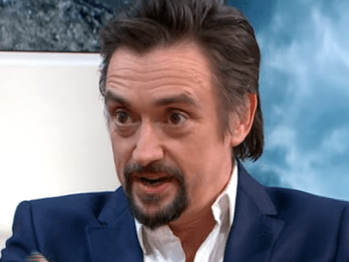 Richard Hammond reveals The Grand Tour season three will be 'ramped up' as he admits one stunt left him 'shaking'