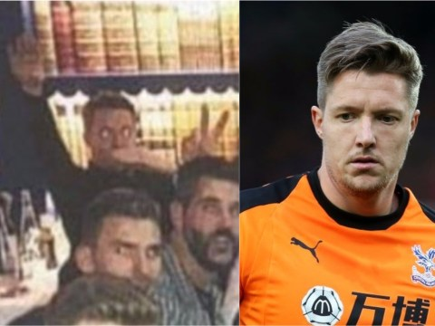 Wayne Hennessey told the FA he didn't know what a Nazi salute was