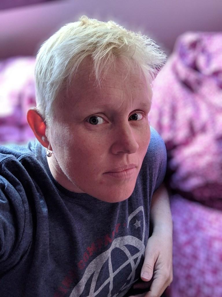 Headshot of Andrea Newson