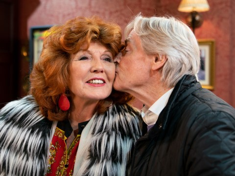 Coronation Street spoilers: Ken Barlow and Claudia Colby romance confirmed?
