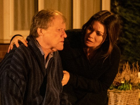 Coronation Street spoilers: Carla Connor afraid for Roy Cropper over his worrying behaviour
