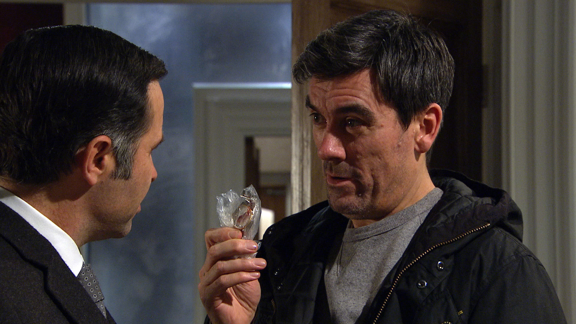 Emmerdale spoilers: Cain Dingle turns the tables on Graham Foster as plot backfires – will he kill him?
