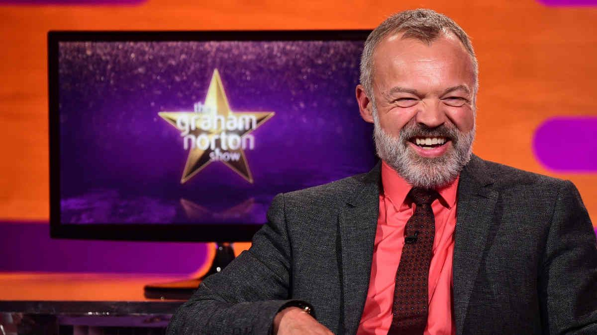 Who are The Graham Norton Show guests, what time is it on tonight and how to get tickets?