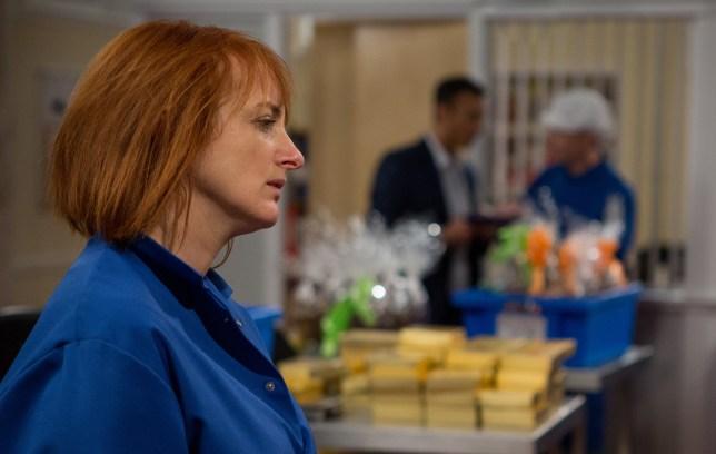 Nicola Wheeler as Nicola King in Emmerdale