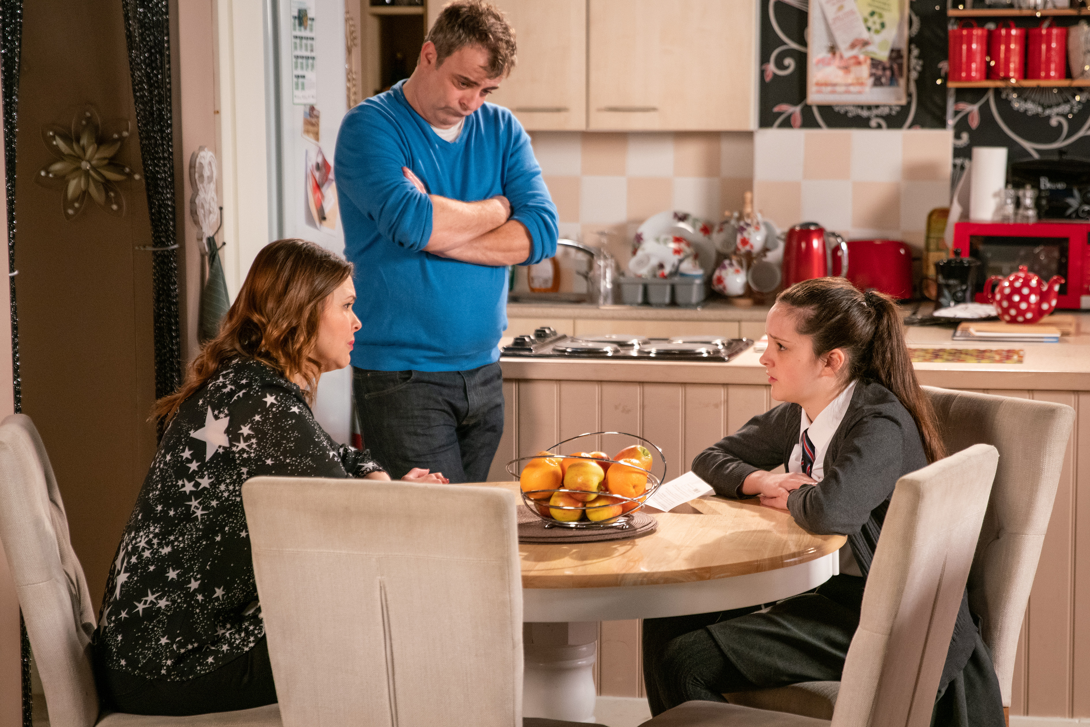 Coronation Street spoilers: Tracy and Steve McDonald destroyed by Amy Barlow's abortion truth?