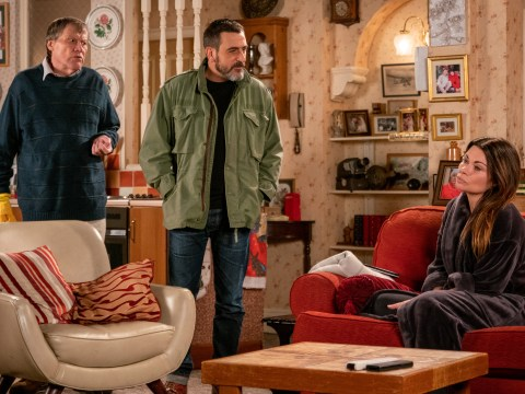 Coronation Street spoilers: Roy Cropper rejects Carla Connor after huge roof collapse confession