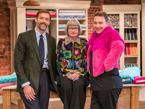 Where is The Great British Sewing Bee 2019 filmed?