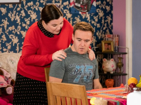 Coronation Street spoilers: Mary Taylor makes her move on Tyrone Dobbs with a sensual massage