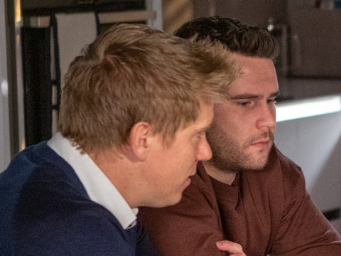 Emmerdale spoilers: Aaron Dingle and Robert Sugden step up their surrogacy plans