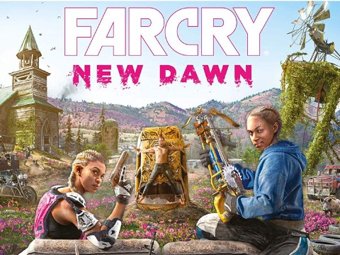 Far Cry: New Dawn is new UK number one – Games charts 16 February