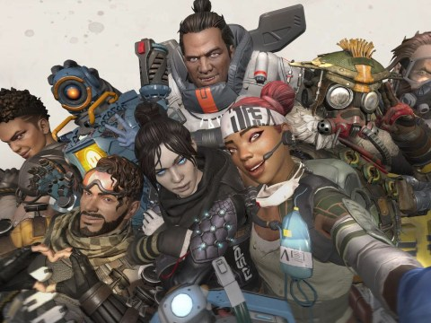 Apex Legends now at 25 million players and 2 million concurrent