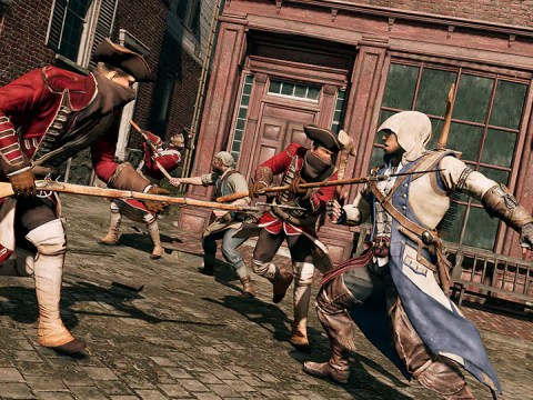 Assassin's Creed III given fresh makeover in remaster comparison trailer – release date revealed