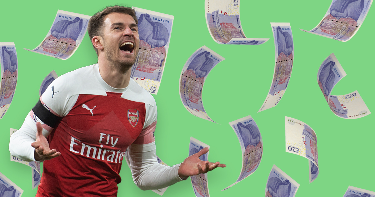 'Fuming' David Seaman tells Arsenal how much it will cost to replace Juventus-bound Aaron Ramsey