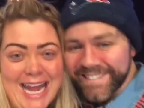 Gemma Collins admits she would quit Dancing On Ice if it wasn't for Brian McFadden