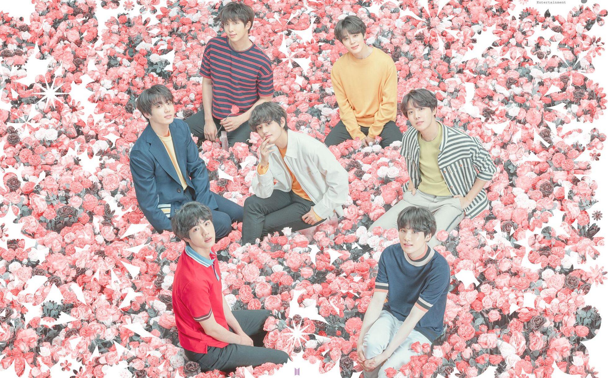 k pop boy band BTS