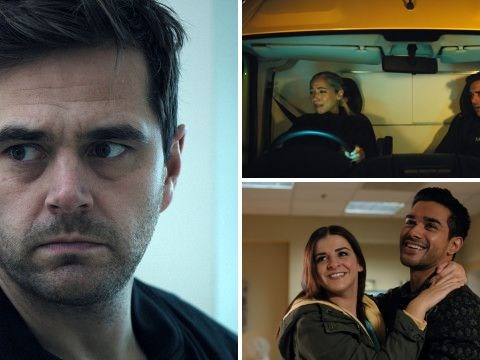 Casualty review with spoilers: Desperation point for Iain