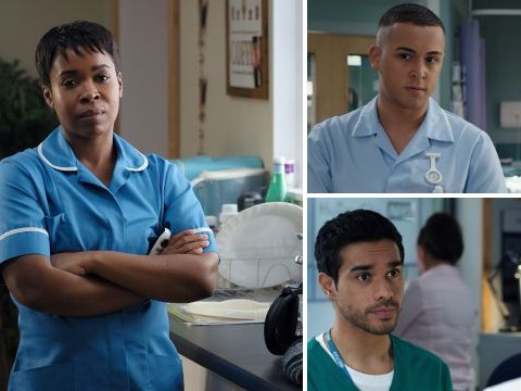 7 Casualty spoilers: Horrific shock twist as Louise fights to protect her nurses and save Ernest